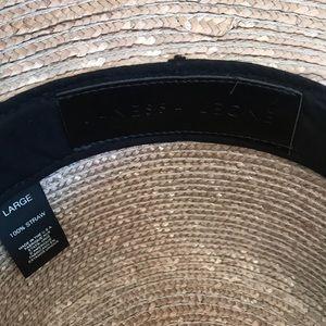 Janessa Leone Accessories - Janessa Leone Calla hat